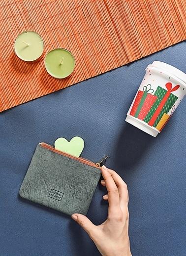 Deri Mini Çanta-Leather & Paper